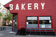 Bakery in New Orleans Bywater neighborhood closed due to the  coronavirus pandemic.