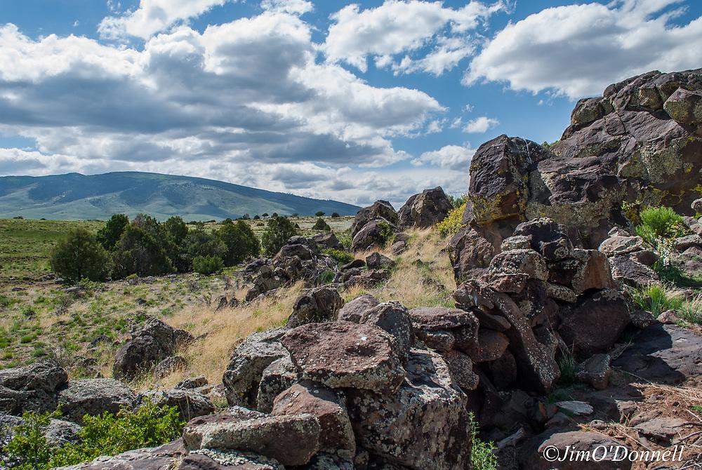 El Rio Grande del Norte National Monument New Mexico