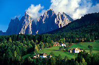 St. Peter, Dolomites, Italy