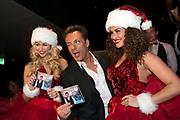 Kerst CD presentatie van Gerard Joling's 'Christmas, the birth of love' in het Conservatorium Hotel in Amsterdam.<br /> <br /> Op de foto:  Gerard Joling met zijn kerst CD