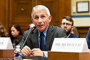 March 11, 2020 - Washington, DC, United States: Dr. Anthony Fauci, Director of the National Institute of Allergy and Infectious Diseases, speaking at a House Committee on Oversight and Reform hearing on Coronavirus Preparedness and Response.