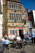 Historic King Richard III pub Scarborough, Yorkshire, England