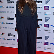Lucy Kirkwood attends The Writers' Guild Awards at Royal College of Physicians on 15th January 2018.
