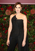 Laura Carmichael, Evening Standard Theatre Awards, London Coliseum, London, UK, 24 November 2019, Photo by Richard Goldschmidt