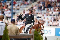 Castilla Ruiz, Claudio (ESP) Alcaide<br /> Aachen - CHIO 2017<br /> © www.sportfotos-lafrentz.de/Stefan Lafrentz