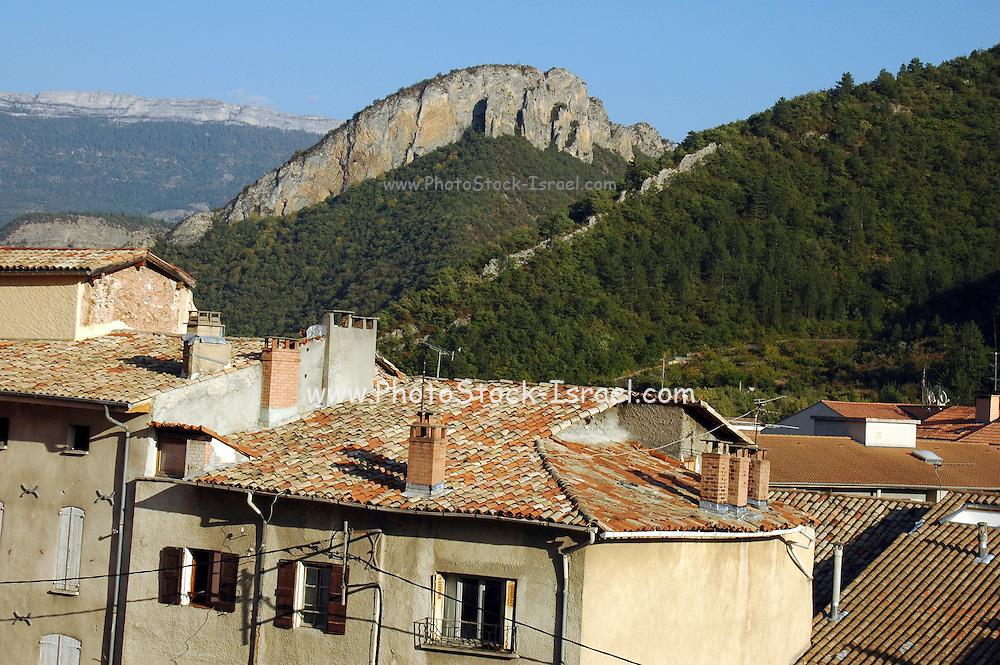 France, Provence, village