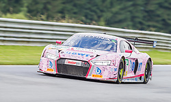 10.06.2017, Red Bull Ring, Spielberg, AUT, ADAC GT Masters, Spielberg, 1. Rennen, im Bild Mike David Ortmann (GER)/Frank Stippler (GER) BWT Muecke Motorsport // German ADAC GT Masters driver Mike David Ortmann/Garman ADAC GT Masters driver Frank Stippler of BWT Muecke Motorsport during the 1st race of the ADAC GT Masters at the Red Bull Ring in Spielberg, Austria on 2017/06/10. EXPA Pictures © 2017, PhotoCredit: EXPA/ Dominik Angerer