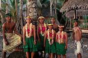 Kosrae, Micronesia, (editorial use only, no model release)<br />