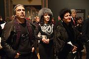 COLIN DAVID; HELEN DAVID; JUDY PURBECK, Manet: Portraying Life,  Royal Academy, Burlington House, Piccadilly. London. 22 January 2012
