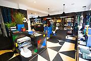 Concept interior design shop, Darkroom, on 4th November 2015 in London, United Kingdom.