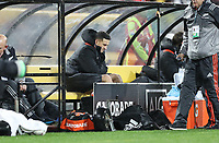 Rugby Union - 2017 British & Irish Lions Tour of New Zealand - Second Test: New Zealand vs. British & Irish Lions<br /> <br /> Sonny Bill Williams of The All Blacks sits in the dug out after being sent off at Westpac Stadium, Wellington.<br /> <br /> COLORSPORT/LYNNE CAMERON