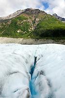Kennecott Glacier, Wrangell-St. Elias National Park Alaska