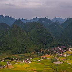 Vietnam - Bac Son (Lang Son Province)