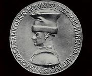 Antonio PISANELLO Portrait of Nicocolo Piccinino,