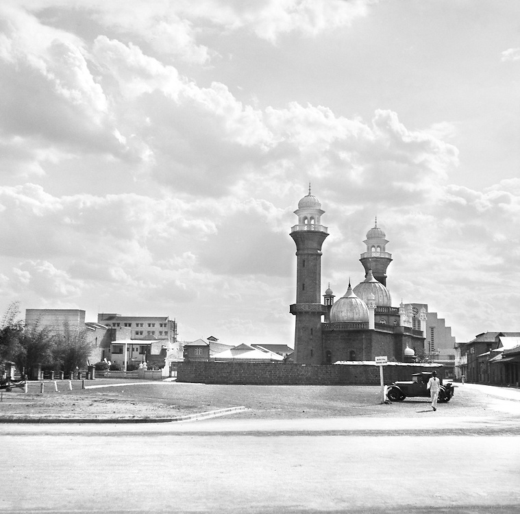Mosque, Nairobi, Kenya, Africa, 1937