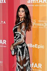 personalities walk amfAR Gala Milano Fashion Week 2018 - Red Carpet. 22 Sep 2018 Pictured: Belen Rodriguez. Photo credit: kilmax / MEGA TheMegaAgency.com +1 888 505 6342