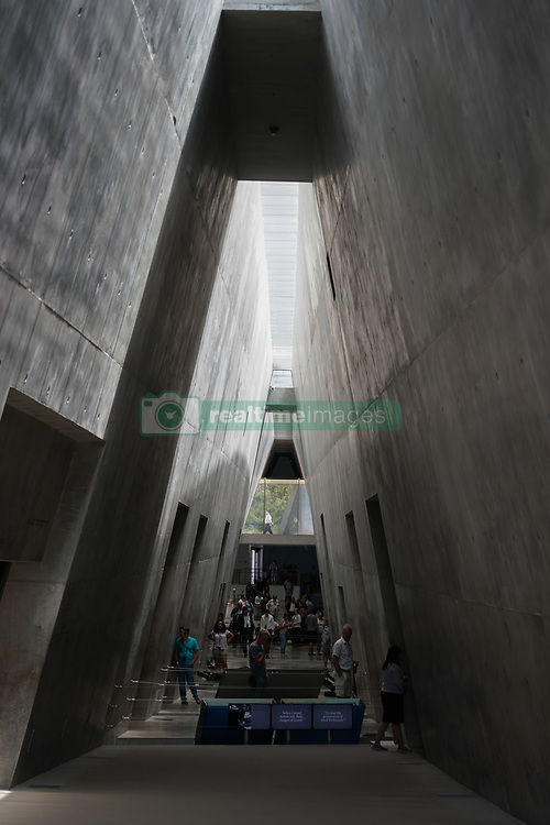 The Yad Vashem Holocaust Museum in west Jerusalem. From a series of travel photos taken in Jerusalem and nearby areas. Photo date: Tuesday, July 31, 2018. Photo credit should read: Richard Gray/EMPICS