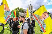 Kurdish Protest in Britain
