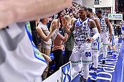 Curtis Jerrells<br /> Banco di Sardegna Dinamo Sassari - Segafredo Virtus Bologna<br /> Legabasket LBA Serie A 2019-2020<br /> Sassari, 22/12/2019<br /> Foto L.Canu / Ciamillo-Castoria