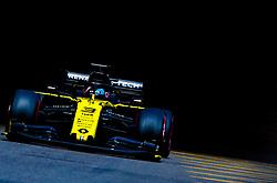May 25, 2019 - Montecarlo, Monaco - Daniel Ricciardo of Australia and Renault F1 Team driver during the qualification session at Formula 1 Grand Prix de Monaco on May 25, 2019 in Monte Carlo, Monaco. (Credit Image: © Robert Szaniszlo/NurPhoto via ZUMA Press)