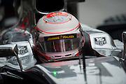 April 17, 2014 - Shanghai, China. UBS Chinese Formula One Grand Prix. Kevin Magnussen (GBR), McLaren-Mercedes