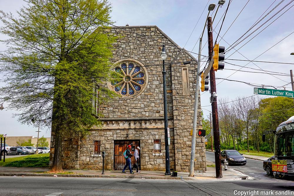 Historic West Hunter Street Baptist Church