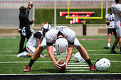8-21-2021 Texas Tech Football Scrimmage