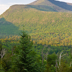 East Osceola as seen from the Kancamagus Highway in New Hampshire's White Mountains.
