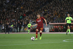 May 12, 2019 - Rome, Italy, Italy - (Stephan El Shaarawy) At Stadio Olimpico, As Roma beat Juventus 2-0  with the goal of Alessandro Florenzi and Edin Dzeko (Credit Image: © Paolo Pizzi/Pacific Press via ZUMA Wire)