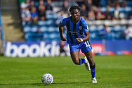 Gillingham FC midfielder Regan Charles-Cook (11) during the EFL Sky Bet League 1 match between Gillingham and Coventry City at the MEMS Priestfield Stadium, Gillingham, England on 25 August 2018.