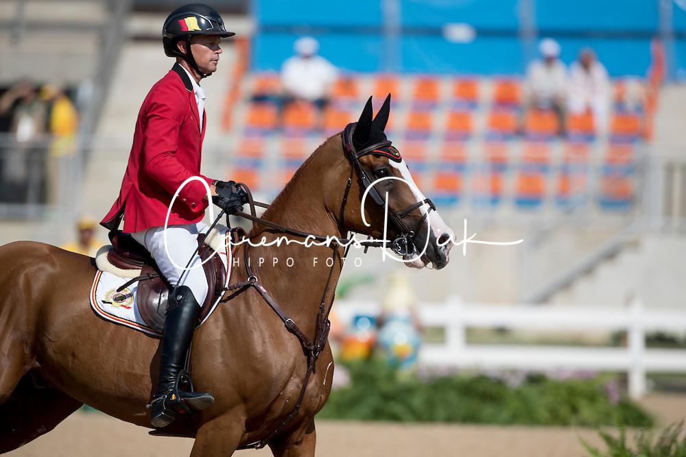 Guery Jerome, BEL, Grand Cru vd Rozenberg<br /> Olympic Games Rio 2016<br /> © Hippo Foto - Dirk Caremans<br /> 17/08/16