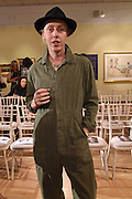 JAMES BROWN, The Arthur Cox Irish Fashion Showcase 2015,  Irish based designers chosen to be part of this year's Arthur Cox Irish Fashion Showcases The Mall Galleries, London. 13 May 2015.