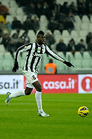 Paul Pogba  Juventus<br /> Calcio Juventus vs Cagliari<br /> Serie A - Torino 12/12/2012 Juventus Stadium<br /> Football Calcio 2012/2013<br /> Foto Federico Tardito Insidefoto