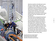 Technicians at the Siemens Wind Service Center Training Facility.
