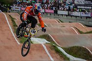 #148 (VAN GENDT Twan) NED at the 2016 UCI BMX World Championships in Medellin, Colombia.