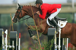 Ehning Marcus (GER) - For Pleasure<br /> EK- Hickstead 1999<br /> Photo © Dirk Caremans