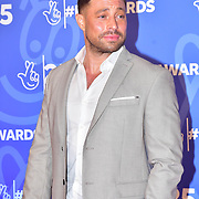 Duncan James attends BBC1's National Lottery Awards 2019 at BBC Television Centre, 101 Wood Lane, on 15 October 2019, London, UK.