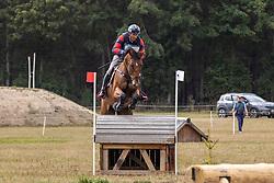 Gacria Juan Carlos, ITA, Ugo du Perron<br /> CCI4*-S Arville 20202<br /> © Hippo Foto - Dirk Caremans<br />  22/08/2020