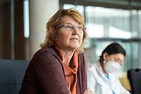 30 AUG 2020, BERLIN/GERMANY:<br /> Susanne Mittag, MdB, SPD, Paul-Loebe-Haus, Deutscher Bundestag<br /> IMAGE: 20200830-01-050