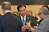 Dr. Esteban Visits the College 9/12/2017