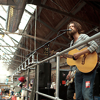 The Guillemots perform instore at Beyond Retro, Brighton during the Great Escape 2011, 2011-05-14