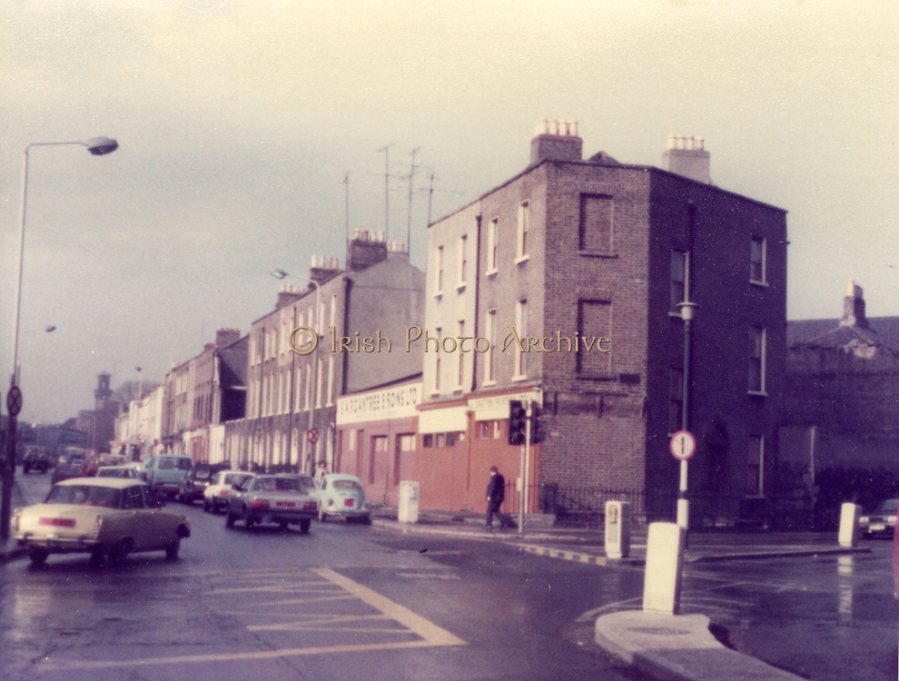 Old Dublin Amature Photos Date Unknown With 1980s Old amateur photos of Dublin streets churches, cars, lanes, roads, shops schools, hospitals, rover ford cortrina
