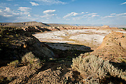 Devil's Kitchen in the eastern Bighorn Basin of Wyoming