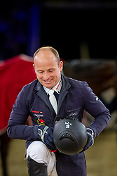 Jung Michael, GER, <br /> Veolia Championat<br /> Braunschweig - Löwenclassics 2019<br /> © Hippo Foto - Stefan Lafrentz