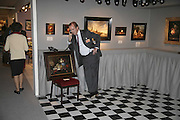 David Koester, The opening  day of the Grosvenor House Art and Antiques Fair.  Grosvenor House. Park Lane. London. 14 June 2006. ONE TIME USE ONLY - DO NOT ARCHIVE  © Copyright Photograph by Dafydd Jones 66 Stockwell Park Rd. London SW9 0DA Tel 020 7733 0108 www.dafjones.com