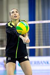 26-11-2015 SLO: Champions League Calcit Ljubljana - VakifBank Istanbul, Ljubljana<br /> Naz Aydemir Akyol of VakifBank Istanbul<br /> <br /> ***NETHERLANDS ONLY***