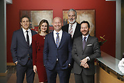 SHOT 1/8/19 12:24:12 PM - Bachus & Schanker LLC lawyers James Olsen, Maaren Johnson, J. Kyle Bachus, Darin Schanker and Andrew Quisenberry in their downtown Denver, Co. offices. The law firm specializes in car accidents, personal injury cases, consumer rights, class action suits and much more. (Photo by Marc Piscotty / © 2018)