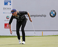 Jodie Kidd at the BMW PGA Championship Celebrity Pro-Am Challenge at the Wentworth Club, Virginia Water, United Kingdom on 20 May 2015