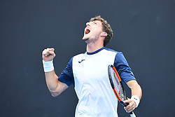 January 17, 2019 - Melbourne, AUSTRALIA - Pablo Carreno Busta (Credit Image: © Panoramic via ZUMA Press)