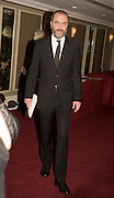 JAMES NESBITH, The Laurence Olivier Awards, The Grosvenor House Hotel. Park Lane. London. 8 March 2009 *** Local Caption *** -DO NOT ARCHIVE -Copyright Photograph by Dafydd Jones. 248 Clapham Rd. London SW9 0PZ. Tel 0207 820 0771. www.dafjones.com<br /> JAMES NESBITH, The Laurence Olivier Awards, The Grosvenor House Hotel. Park Lane. London. 8 March 2009